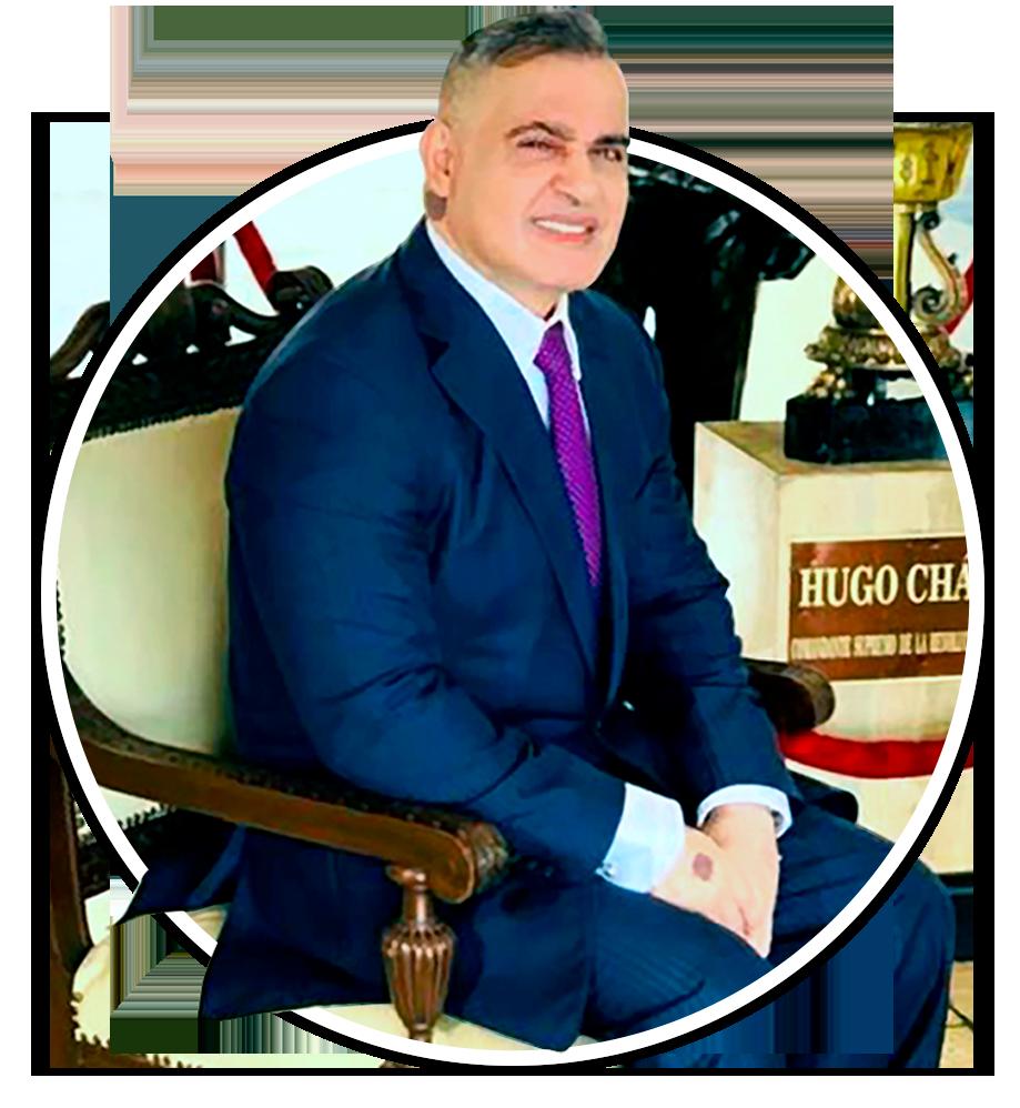 Biografía de Tarek William Saab
