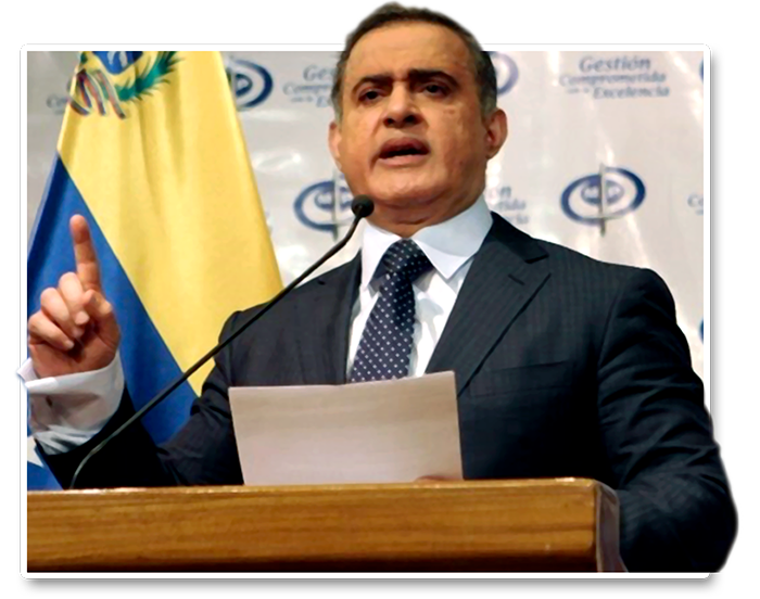 fiscal general de la republica - tarek william saab