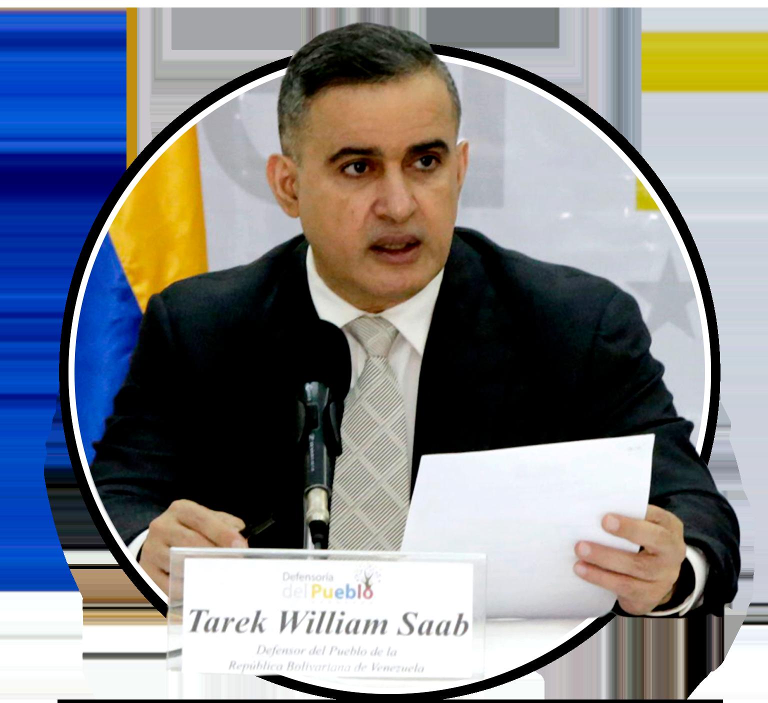 Tarek William Saab Trayectoria
