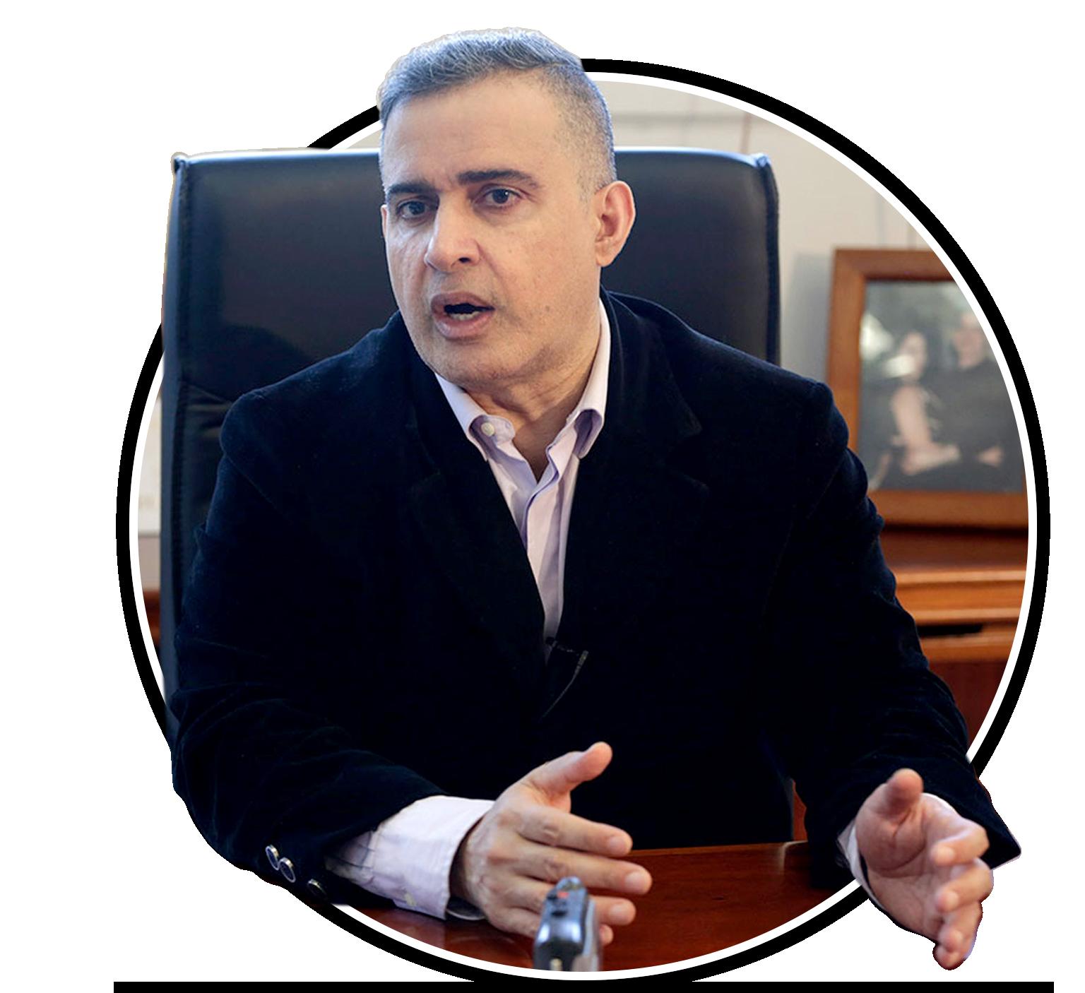 Tarek William Saab Consultor Juridico