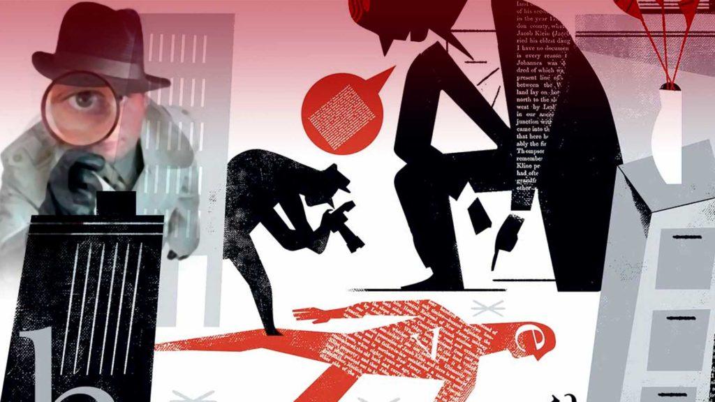 Tarek William Saab - Novela policial en la literatura