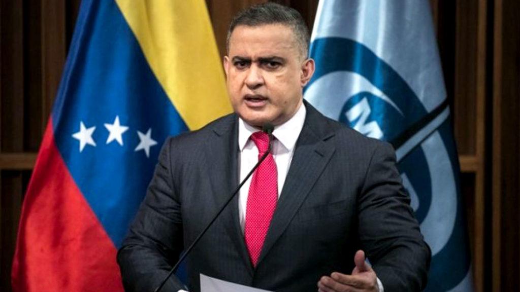 Tarek William Saab - Evidencias de Juan Guaidó