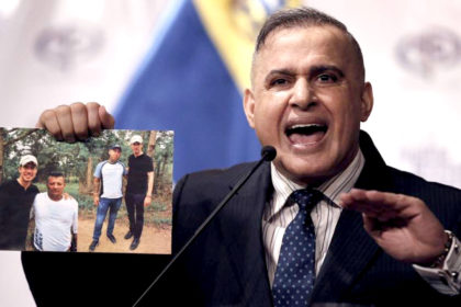 Tarek William Saab - Evidencias de Juan Guaidó