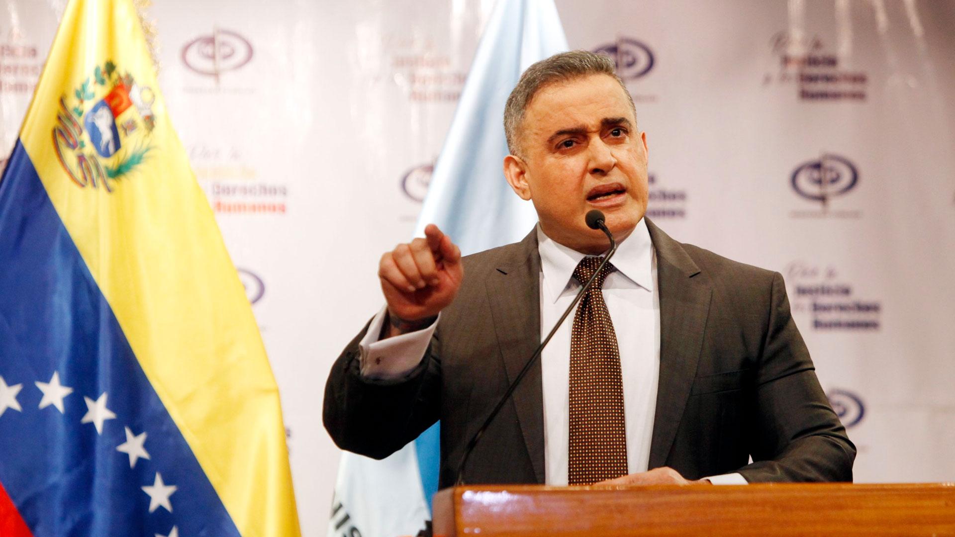 Tarek William Saab - Los rastrojos y Guaidó