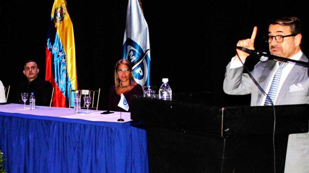 Tarek William Saab - Fiscal General en Carabobo