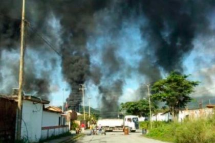 Tarek William Saab - incendio en planta pdvsa gas