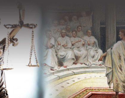 Tarek William Saab - estructura del derecho romano