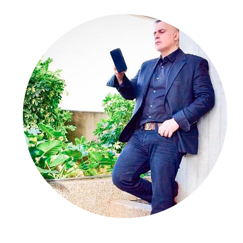 tarek william saab biografia y vida